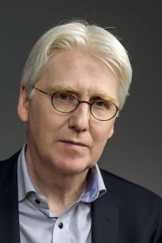 Jónas Guðmundsson, nýkjörinn formaður Almannaheilla.
