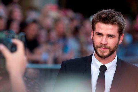 Liam Hemsworth er kominn í gott form.