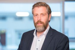 Sveinbjörn Indriðason forstjóri Isavia.
