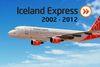 Stormasöm flugferð Iceland Express