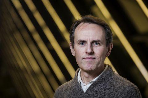 Freysteinn Sigmundsson, vísindamaður við Jarðvísindastofnun.