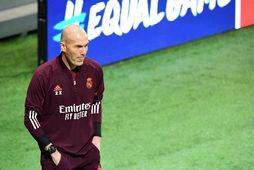 Zinedine Zidane var stórkostlegur leikmaður á sínum tíma.