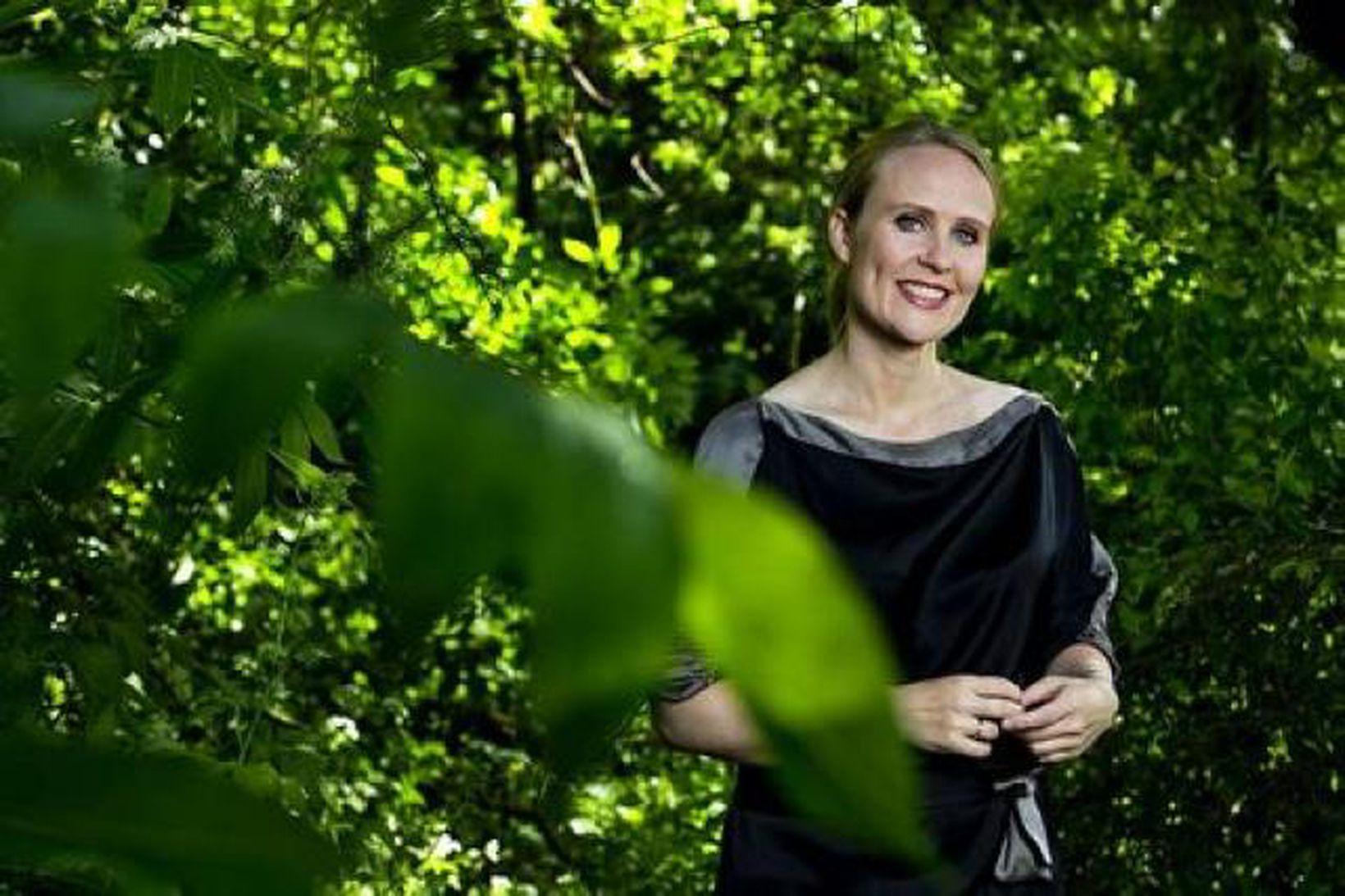 Þóra Arnórsdóttir segist munu ákveða hvort hún bjóði sig fram …