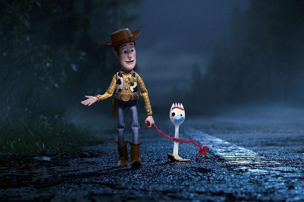 Toy Story kemur úr smiðju Walt Disney Pictures.