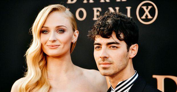 Sophie Turner og Joe Jonas giftu sig í sumar.