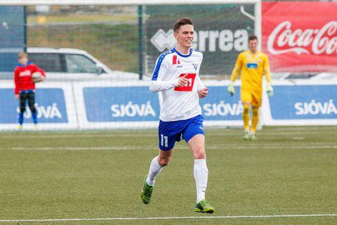 Ingólfur Sigurðsson.