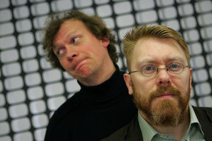 Tvíhöfði 2007: Jón Gnarr og Sigurjón Kjartansson
