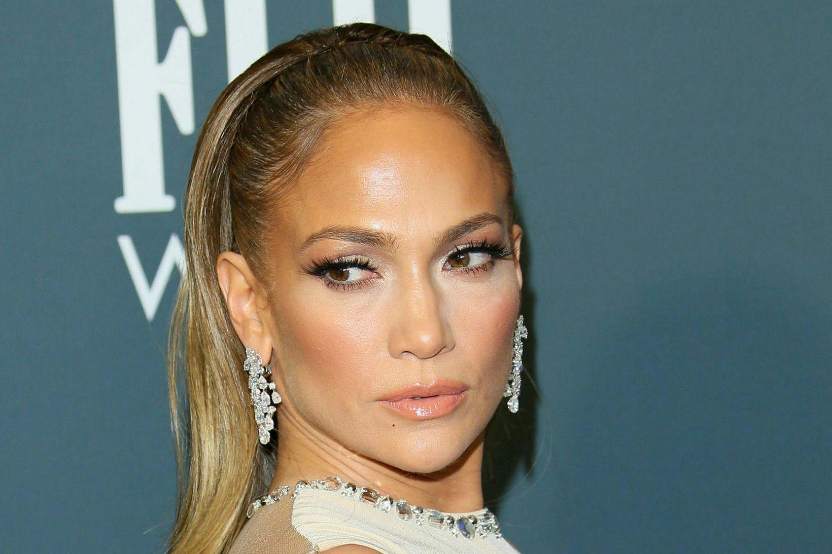 Jennifer Lopez segist ekki nota bótox.
