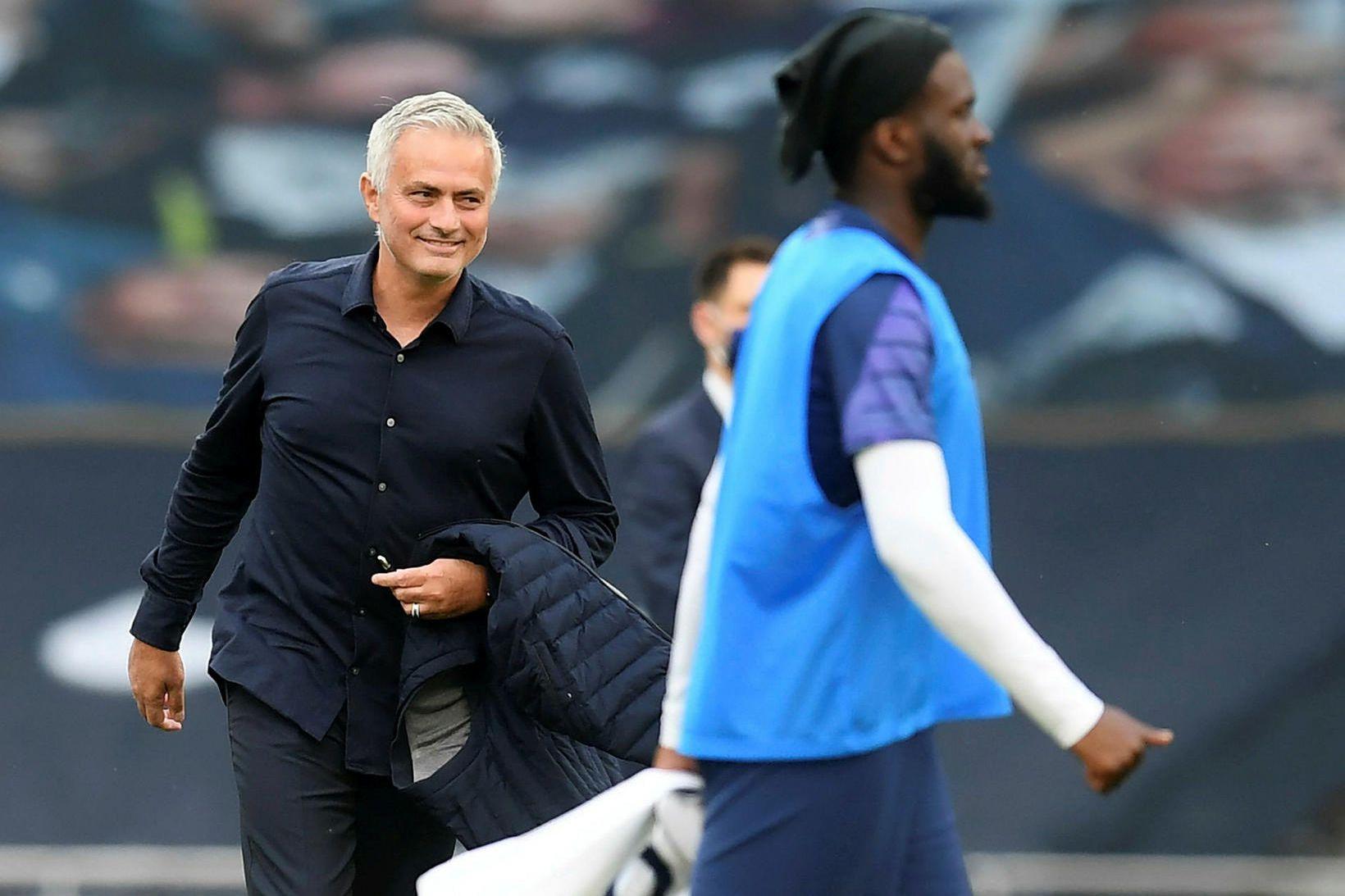 José Mourinho er ekkert sérstaklega spenntur fyrir Evrópudeildinni.