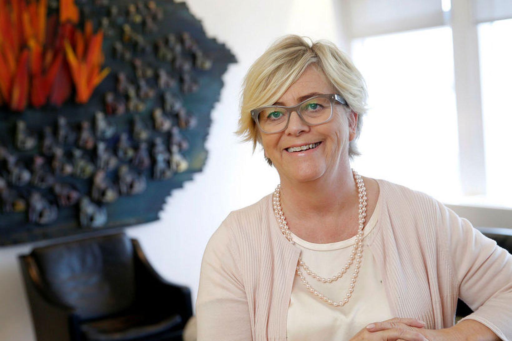 Birna Einarsdóttir.