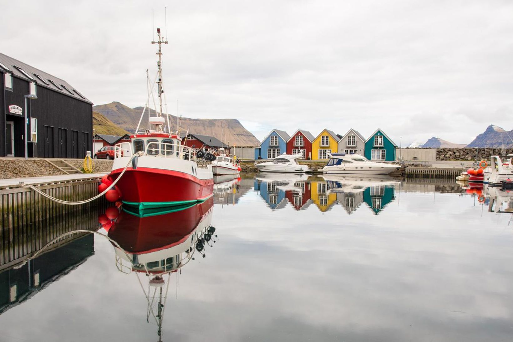 Stofnaður hefur verið sjávarklasi af íslenskri fyrirmynd í Færeyjum og …