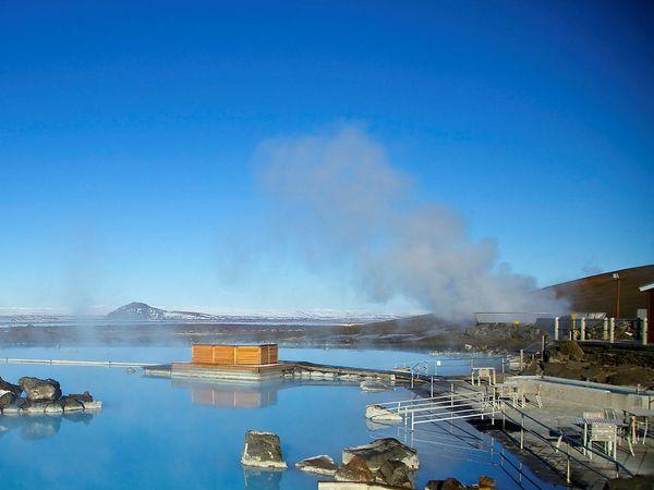 From Mývatn Nature Baths.