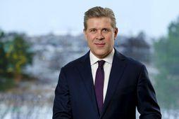 Bjarni Benediktsson átti hundinn Bó.