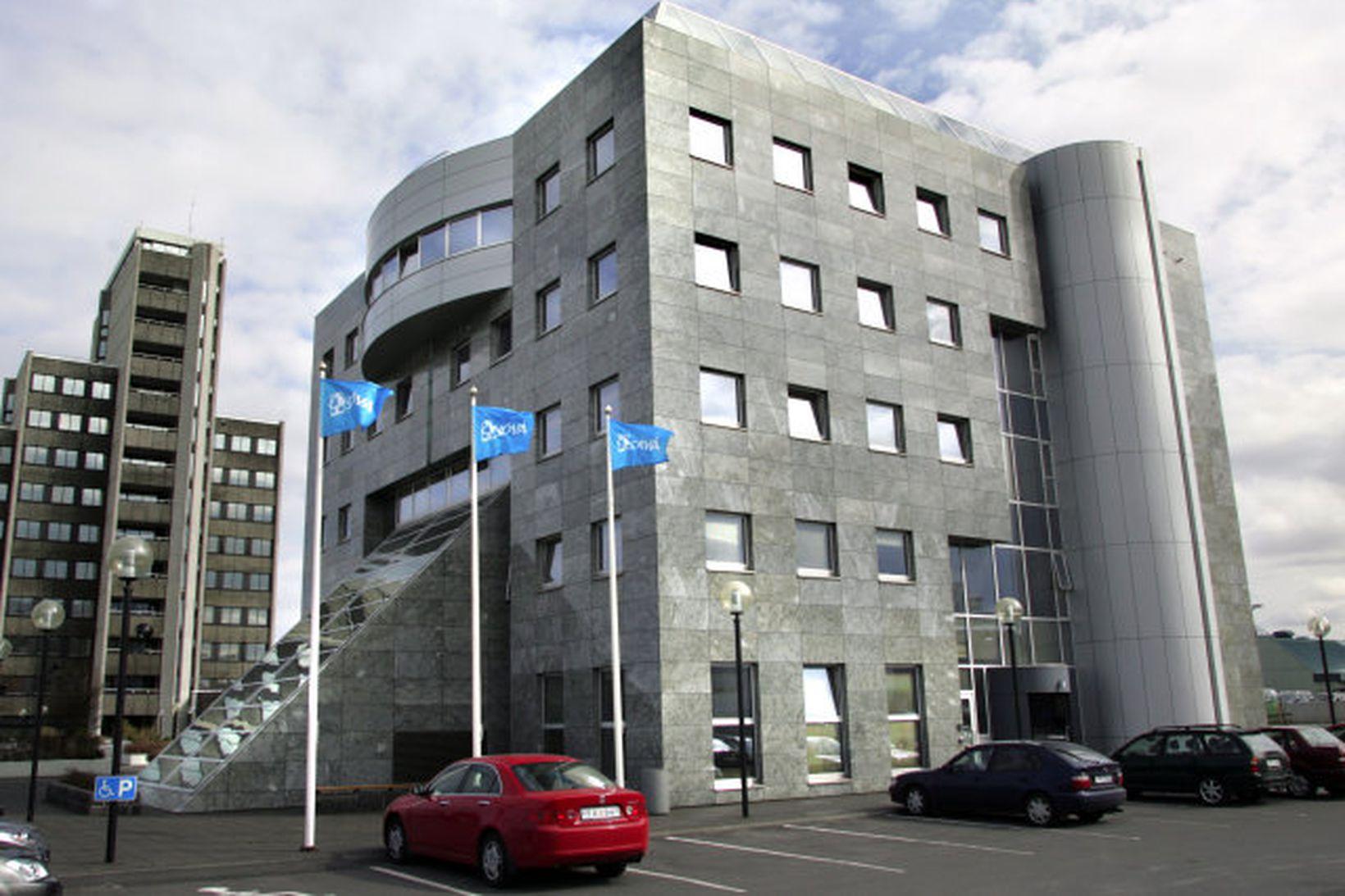 Höfuðstöðvar Sjóvár.
