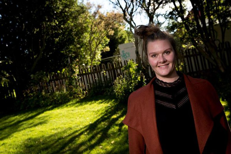 Þórunn Ólafsdóttir, director of Akkeri.