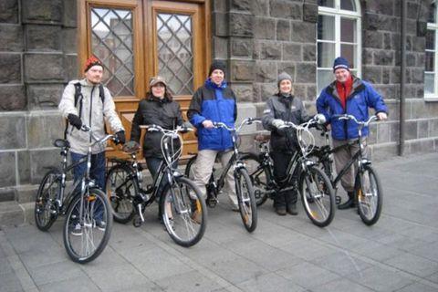 Reykjavik Bike & Segway Tours