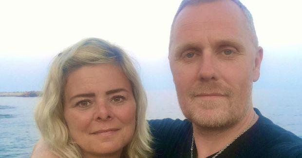 Guðrún Björg Björnsdóttir og Ingimar Örn Karlsson eru fimm barna foreldrar sem misstu bæði vinnuna …