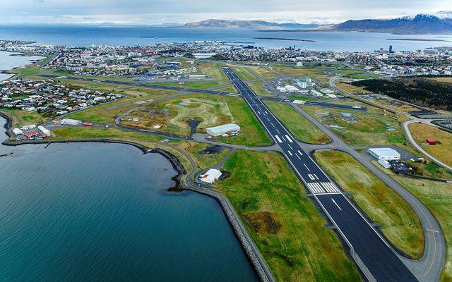 Deiliskipulagi Reykjavíkurflugvallar er lítillega breytt vegna aðkomutengingar við fyrirhugaða Fossvogsbrú.