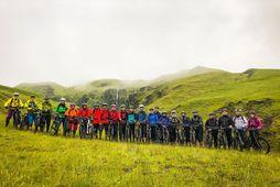 Iceland Bike Farm býður upp á skemmtileg fjallahjólanámskeið í sumar.