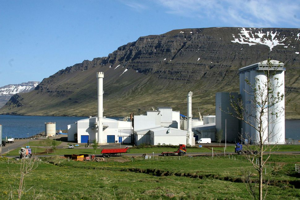 860 tonn af síld eru á leið í land til ...