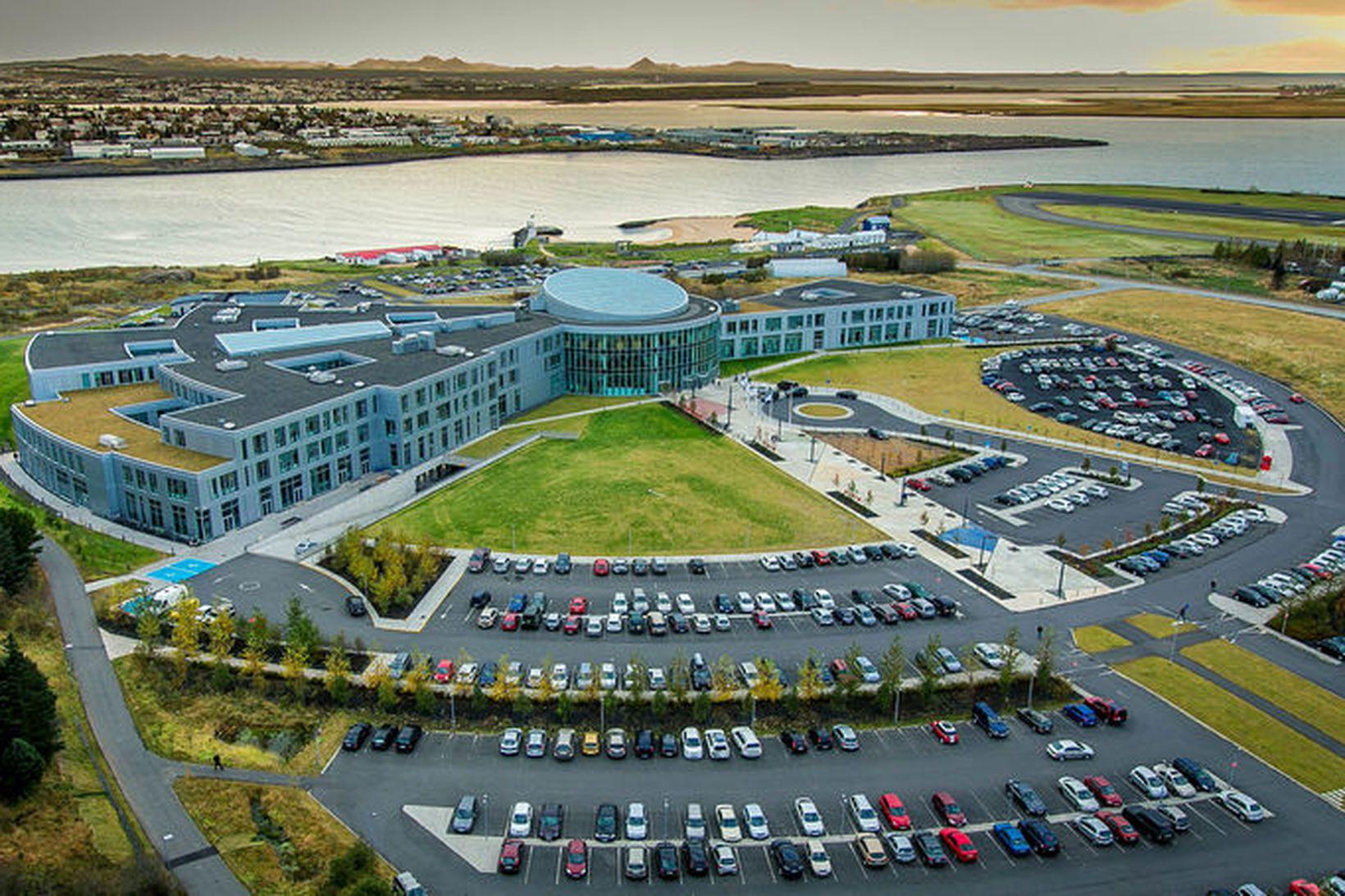 Háskóli Reykjavíkur er meðal 350 bestu háskóla í heiminum á …