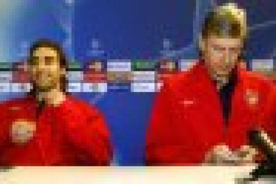 Mathieu Flamini er kominn aftur til Arsenal eftir fimm ára fjarveru.