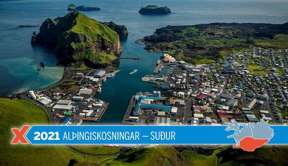 7% búin að kjósa í Suðurkjördæmi