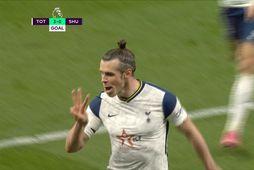 Mörkin: Bale fór á kostum