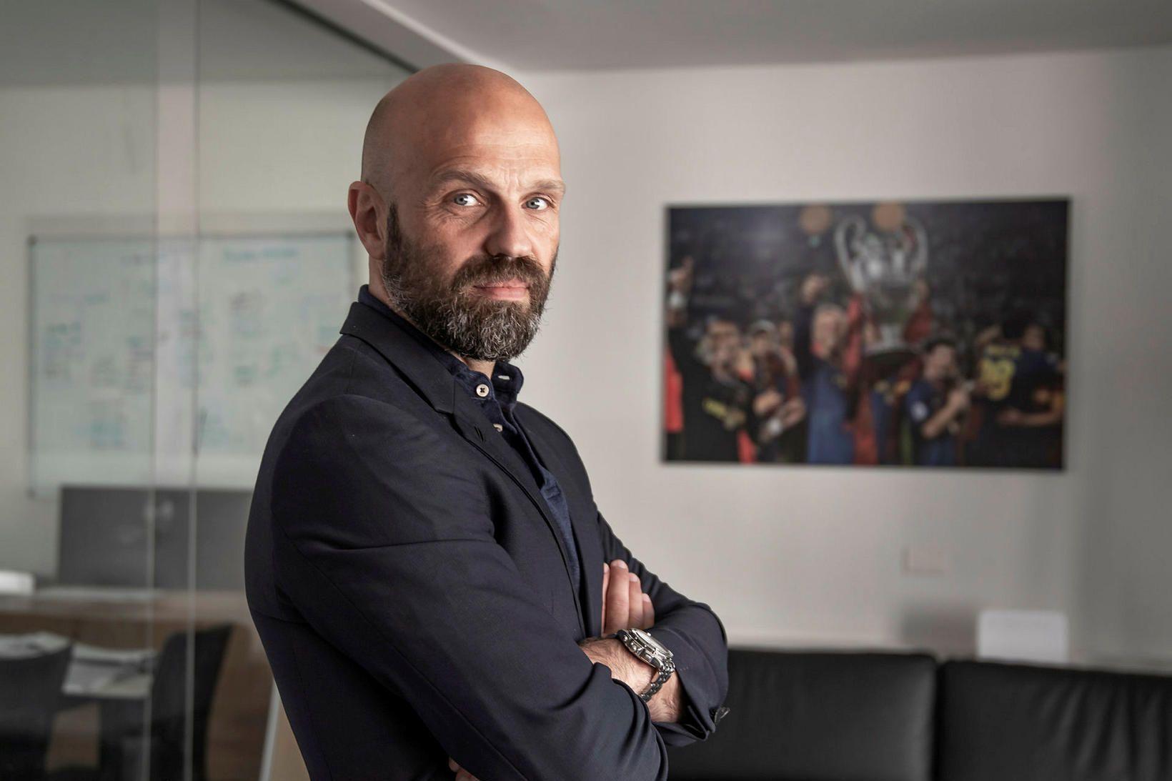 Bjarki Gunnlaugsson, umboðsmaður Stellar Group.