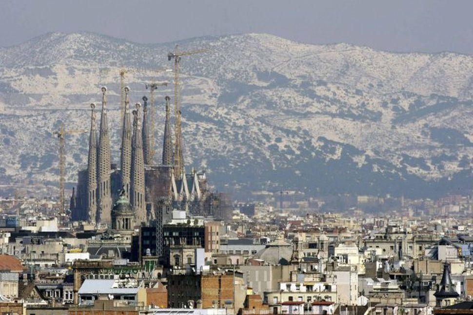Barcelona á Spáni.