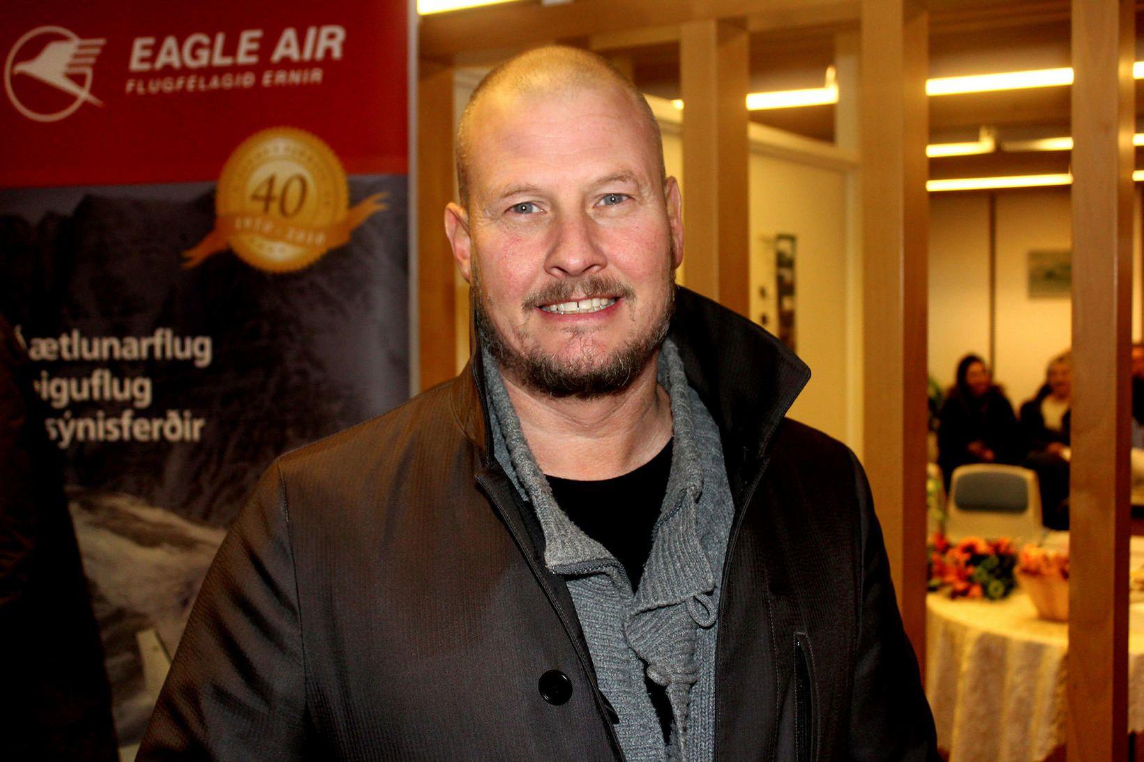 Stefán Vagn Stefánsson, yfirlögregluþjónn hjá lögreglunni á Norðurlandi vestra.