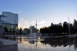 Frá Toronto.