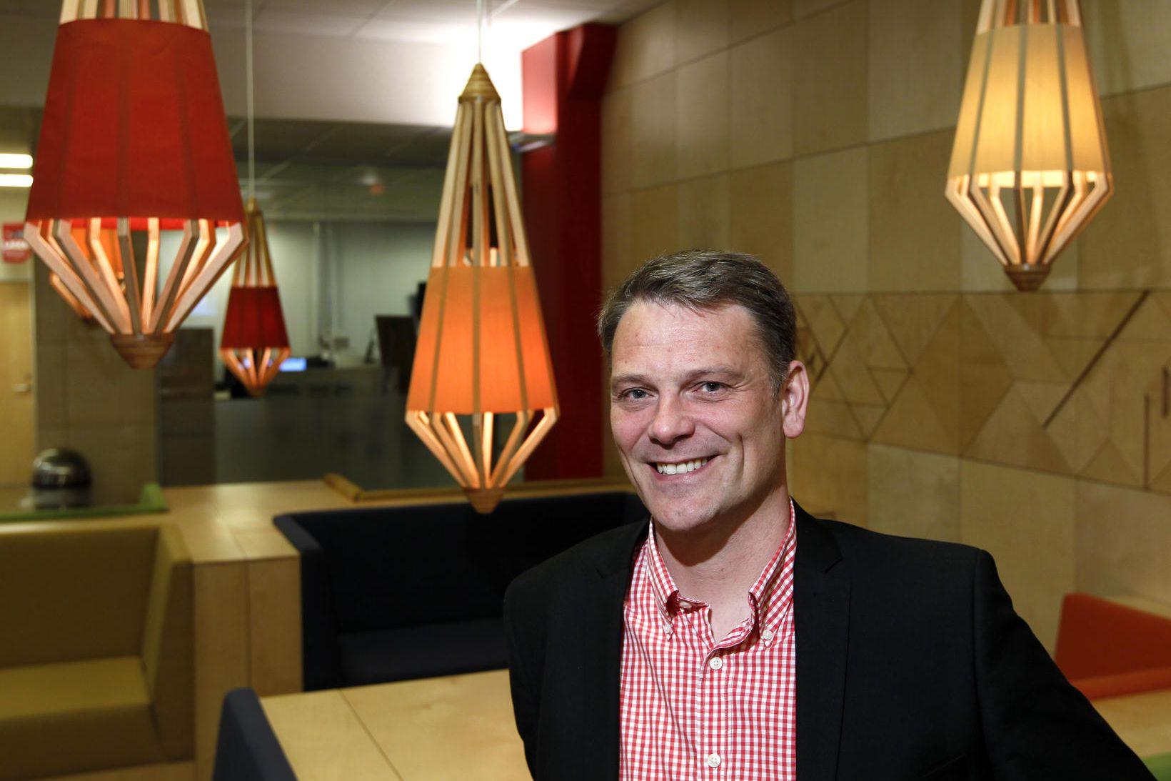 Kjartan Briem hefur verið í framkvæmdastjórn Sýn (og áður Vodafone) …
