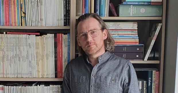 Hallgrímur Ólafsson var gestur Snæbjörns Ragnarssonar.