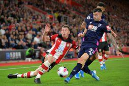 Bournemouth vann grannaslaginn.