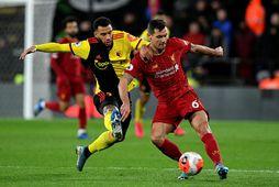 Dejan Lovren hefur ekki átt fast sæti í byrjunarliði Liverpool undanfarin tvö ár.