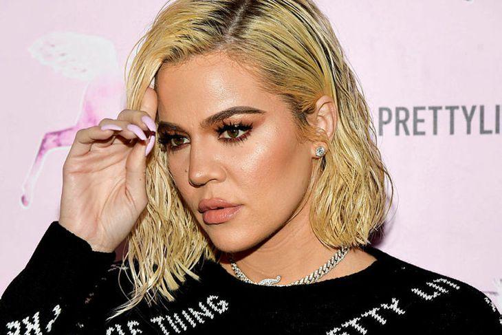 Khloé Kardashian er einstæð móðir.
