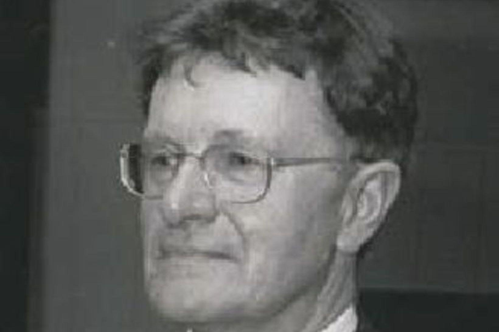 Helgi Þröstur Valdimarsson.