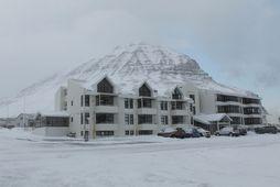 Hjúkrunarheimilið Berg í Bolungarvík.