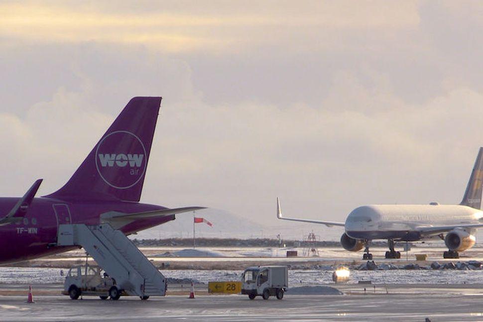 Norskir fjölmiðlar gera sér mat úr kaupum Icelandair á WOW ...