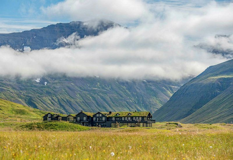 Deplar Farm, North Iceland.
