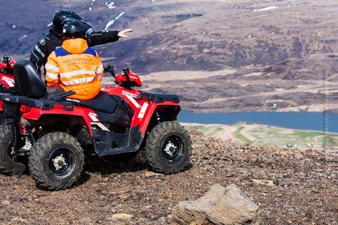 Brilliant ATV