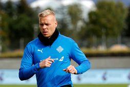Kolbeinn Sigþórsson hefur leikið með AIK frá því í mars 2019.