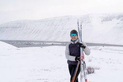 Hólmfríður Vala Svavarsdóttir hefur veg og vanda af námskeiðunum.