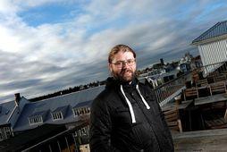 Helgi Hrafn Gunnarsson, þingmaður Pírata.