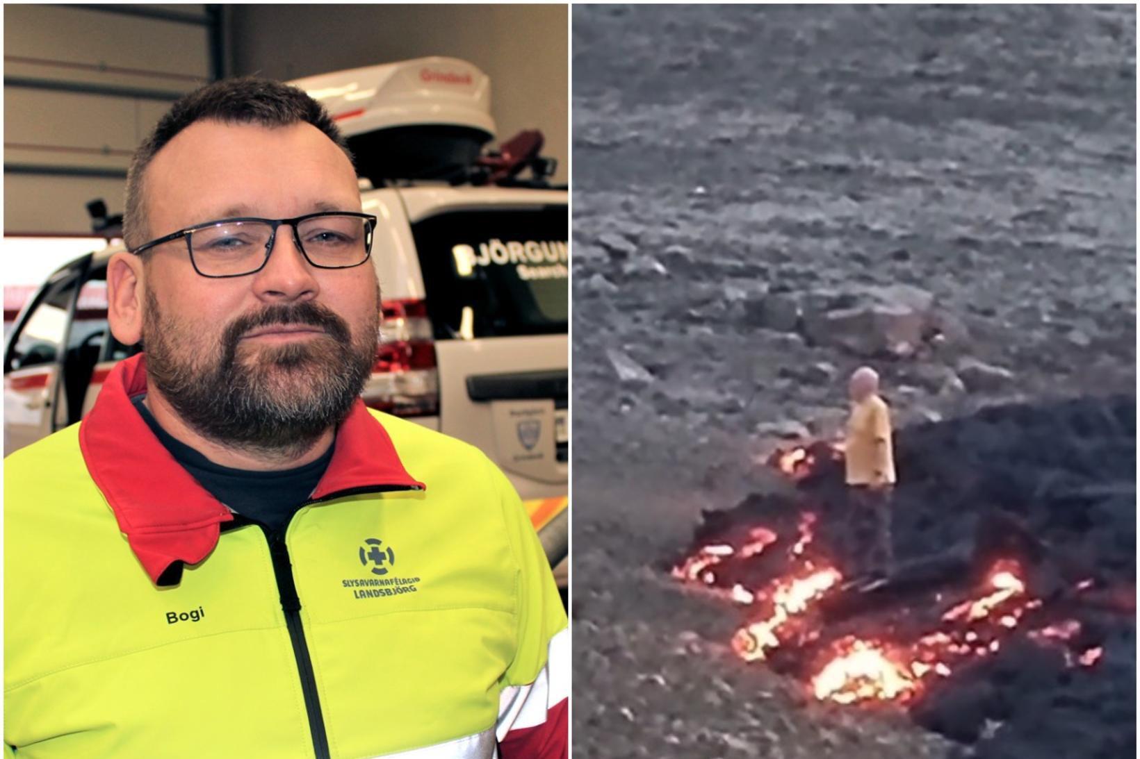 Bogi Adolfsson segir ekki eðlilegt að haga sér eins og …