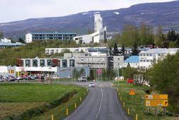 Egilsstaðir á Fljótsdalshéraði.