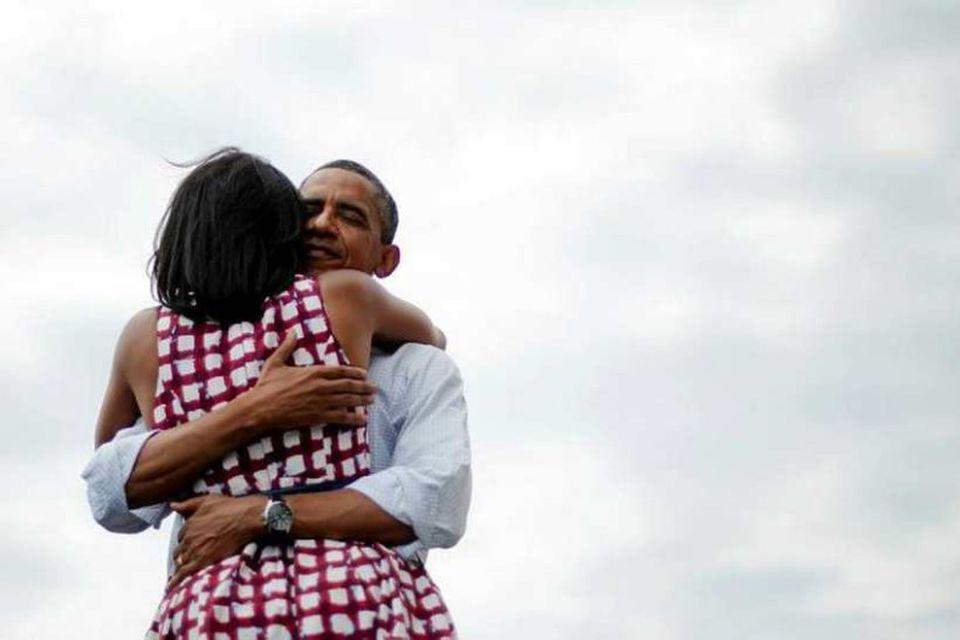 Engri mynd hafði verið deilt jafn oft á Twitter og þeirri sem Barack Obama setti …
