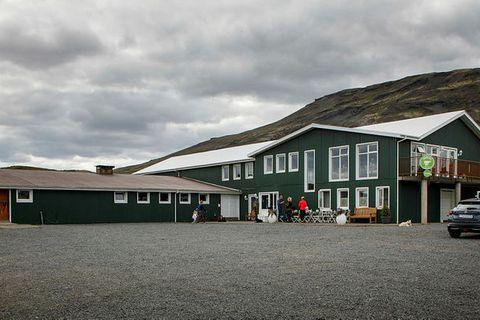 Efstidalur II, Southwest Iceland.