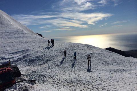 Snæfellsjökull Glacier Tours